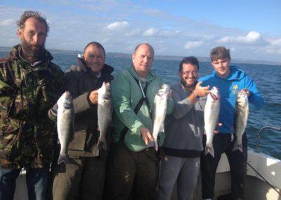 Pembrokeshire fishing trips